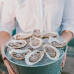 111 Maine Catering | Passed Oysters