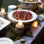 Maine Wedding by Corbin Gurkin + Maine Seasons Events (Style Me Pretty)   111 Maine